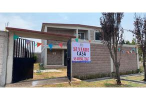 Foto de casa en venta en  , santiago atlatongo, teotihuacán, méxico, 0 No. 01