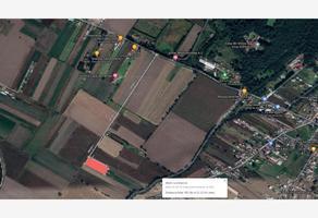 Foto de terreno comercial en venta en santiago cuauhtenco 0, santa isabel chalma, amecameca, méxico, 0 No. 01