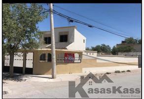 Foto de casa en venta en santiago del estero 3841, parajes del sur, juárez, chihuahua, 0 No. 01