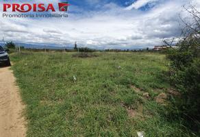 Foto de terreno habitacional en venta en  , santiago etla, san lorenzo cacaotepec, oaxaca, 18398566 No. 01