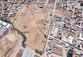 Foto de terreno habitacional en venta en  , santiago mixquitla, san pedro cholula, puebla, 14011032 No. 01
