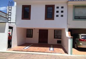 Foto de casa en renta en  , santiago mixquitla, san pedro cholula, puebla, 0 No. 01