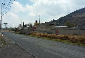 Foto de terreno habitacional en venta en santiago tlaxomulco , santiago tlaxomulco centro, toluca, méxico, 0 No. 01