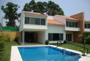 Foto de casa en venta en  , santiago, yautepec, morelos, 14110417 No. 01