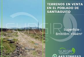 Foto de terreno habitacional en venta en  , santiaguito, morelia, michoacán de ocampo, 0 No. 01