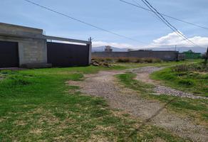 Foto de terreno habitacional en venta en  , santiaguito, ocoyoacac, méxico, 0 No. 01