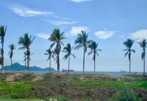 Foto de terreno habitacional en venta en santo domingo , playa azul, manzanillo, colima, 15197539 No. 01