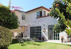 Foto de casa en venta en  , centro, san andrés cholula, puebla, 12409802 No. 01