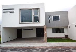 Foto de casa en venta en  , santo niño, san andrés cholula, puebla, 0 No. 01