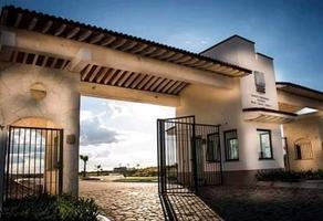 Foto de terreno habitacional en venta en santo tomas 33, colinas de schoenstatt, corregidora, querétaro, 15147195 No. 01