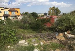 Foto de terreno habitacional en venta en santo tomás 337, lomas del mármol, puebla, puebla, 20027306 No. 01