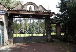 Foto de terreno habitacional en venta en  , santo tomas ajusco, tlalpan, df / cdmx, 15848126 No. 01