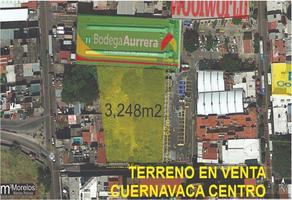 Foto de terreno comercial en venta en santos degollado , cuernavaca centro, cuernavaca, morelos, 18338565 No. 01