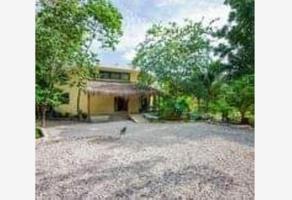Foto de casa en venta en saramuyo , huertos familiares, cozumel, quintana roo, 20184385 No. 01