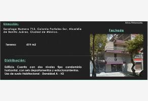 Foto de edificio en venta en saratoga 713, portales sur, benito juárez, df / cdmx, 9722479 No. 01