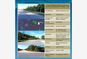 Foto de terreno industrial en venta en satelite 444, tulum centro, tulum, quintana roo, 8573588 No. 01
