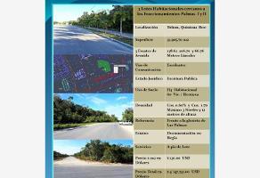 Foto de terreno industrial en venta en satelite 444, villas tulum, tulum, quintana roo, 8573588 No. 01