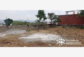 Foto de terreno habitacional en venta en  , satélite, cuernavaca, morelos, 17712950 No. 01