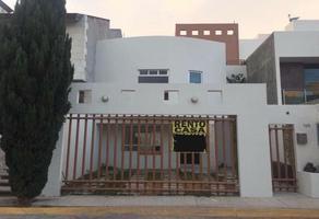 Foto de casa en renta en sauce 124, arboledas de san javier, pachuca de soto, hidalgo, 0 No. 01