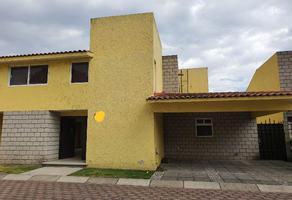 Foto de casa en renta en sauces , urbano bonanza, metepec, méxico, 18486232 No. 01