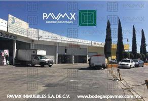 Foto de nave industrial en renta en s/c 6, san pedro xalostoc, ecatepec de morelos, méxico, 8875571 No. 01