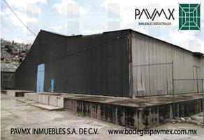 Foto de nave industrial en renta en s/c 6, santa clara coatitla, ecatepec de morelos, méxico, 8876835 No. 01