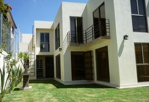 Foto de casa en venta en s/c , ex-hacienda san jorge, toluca, méxico, 14412699 No. 01