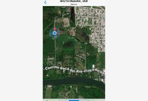 Foto de terreno habitacional en venta en s/c , medellin de bravo, medellín, veracruz de ignacio de la llave, 10452120 No. 01