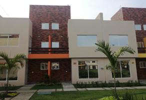Foto de casa en venta en s/c , residencial yautepec, yautepec, morelos, 18135350 No. 01