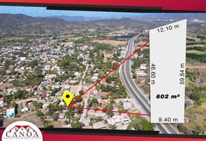 Foto de terreno habitacional en venta en s/e 3192, lo de marcos, bahía de banderas, nayarit, 0 No. 01