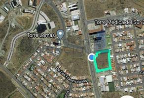 Foto de terreno comercial en venta en sección 3 y 4 , colinas del cimatario, querétaro, querétaro, 17883290 No. 01