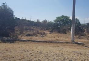 Foto de terreno habitacional en venta en seccion hacienda - calandrias manzana 32 lt. 18 , presa escondida, tepeji del río de ocampo, hidalgo, 13246230 No. 01