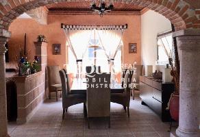 Foto de casa en venta en  , sección oriente tequisquiapan, tequisquiapan, querétaro, 0 No. 01