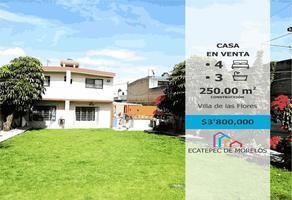 Foto de casa en venta en segunda cerrada de morelos 36, el árbol, ecatepec de morelos, méxico, 0 No. 01