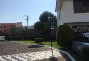 Foto de casa en condominio en renta en segunda cerrada de prolongación abasolo , fuentes de tepepan, tlalpan, df / cdmx, 9496121 No. 01