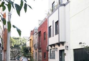 Foto de casa en renta en segunda cerrada guadalajara , roma norte, cuauhtémoc, df / cdmx, 0 No. 01