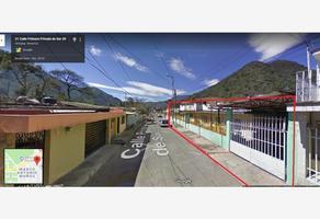 Foto de terreno habitacional en venta en segunda privada sur 20 10, guadalupe victoria, orizaba, veracruz de ignacio de la llave, 14870949 No. 01