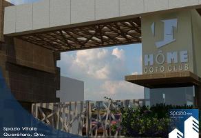 Foto de terreno habitacional en venta en senda del carruaje , milenio iii fase a, querétaro, querétaro, 13987831 No. 01
