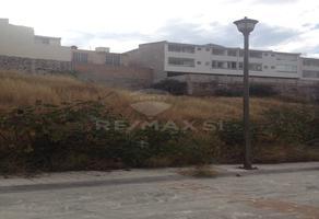 Foto de terreno habitacional en venta en sendero del arco , milenio iii fase a, querétaro, querétaro, 14220305 No. 01
