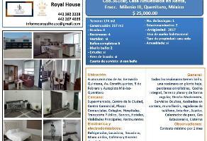 Foto de casa en renta en sendero del rreflejo , milenio iii fase b sección 11, querétaro, querétaro, 0 No. 01