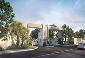 Foto de casa en condominio en venta en sevilla privada residencial, tablaje 49987, 97305 mérida, yuc. , cholul, mérida, yucatán, 20147985 No. 01