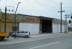 Foto de bodega en renta en sexta avenida , villahermosa, tampico, tamaulipas, 18150077 No. 01