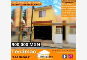 Foto de casa en venta en sexta seccion circuito 19, los héroes tecámac, tecámac, méxico, 0 No. 01