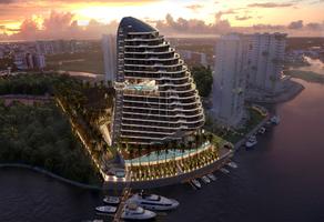 Foto de departamento en venta en shark towers , cancún (internacional de cancún), benito juárez, quintana roo, 0 No. 01