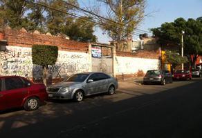 Foto de terreno habitacional en venta en shumann , vallejo, gustavo a. madero, df / cdmx, 5575929 No. 01