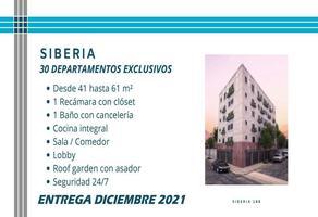 Foto de departamento en venta en siberia , pensador mexicano, venustiano carranza, df / cdmx, 0 No. 01