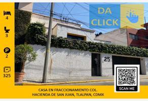 Foto de casa en venta en sierra 0, hacienda san juan, tlalpan, df / cdmx, 0 No. 01