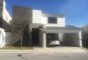 Foto de casa en renta en  , sierra alta 1era. etapa, monterrey, nuevo león, 13897449 No. 01