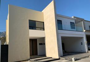 Foto de casa en venta en  , sierra alta 1era. etapa, monterrey, nuevo león, 13897453 No. 01