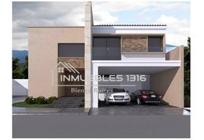 Foto de casa en venta en  , sierra alta 1era. etapa, monterrey, nuevo león, 15935954 No. 01